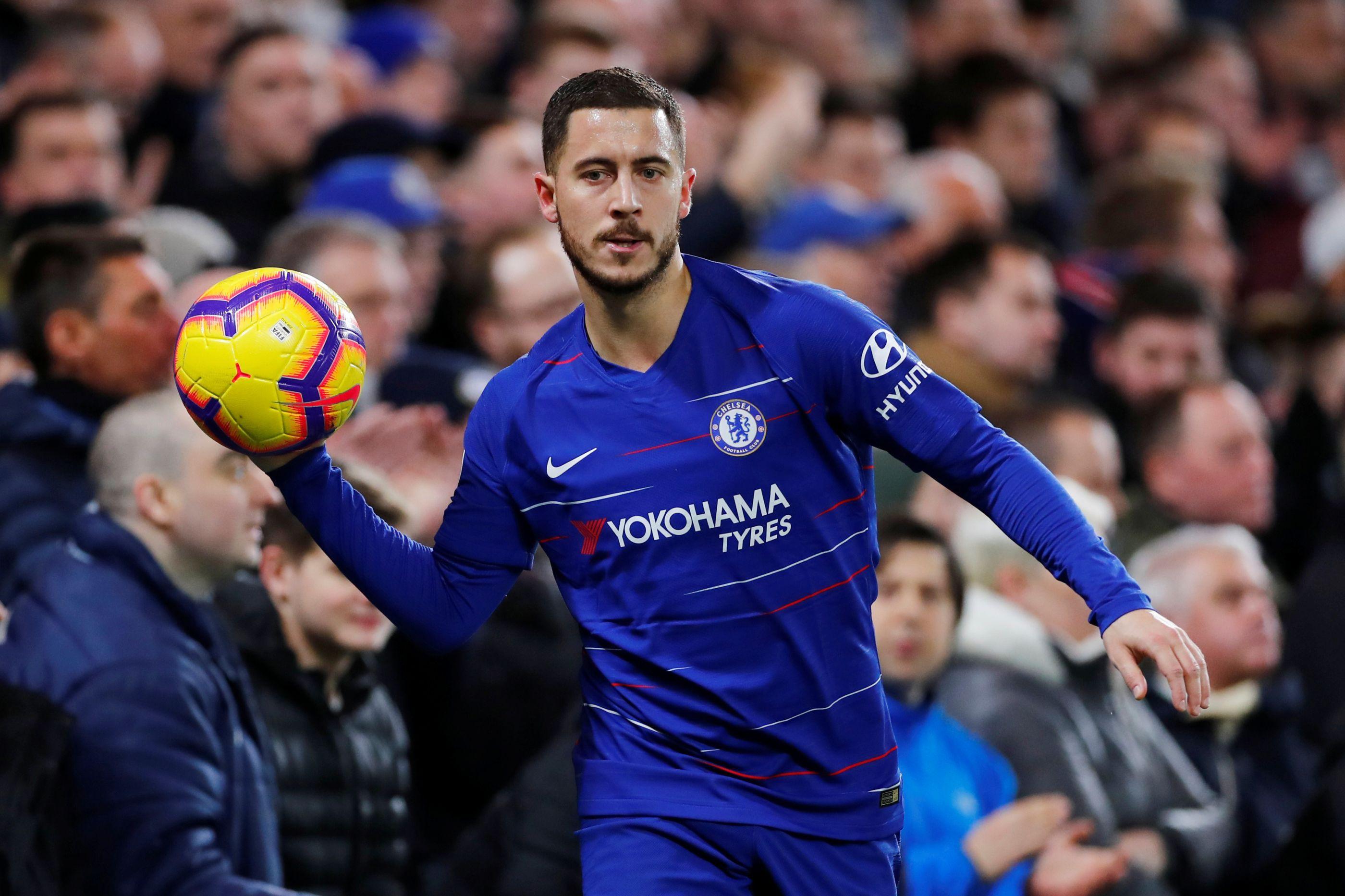 Dono do Chelsea já perdeu a esperança por Hazard
