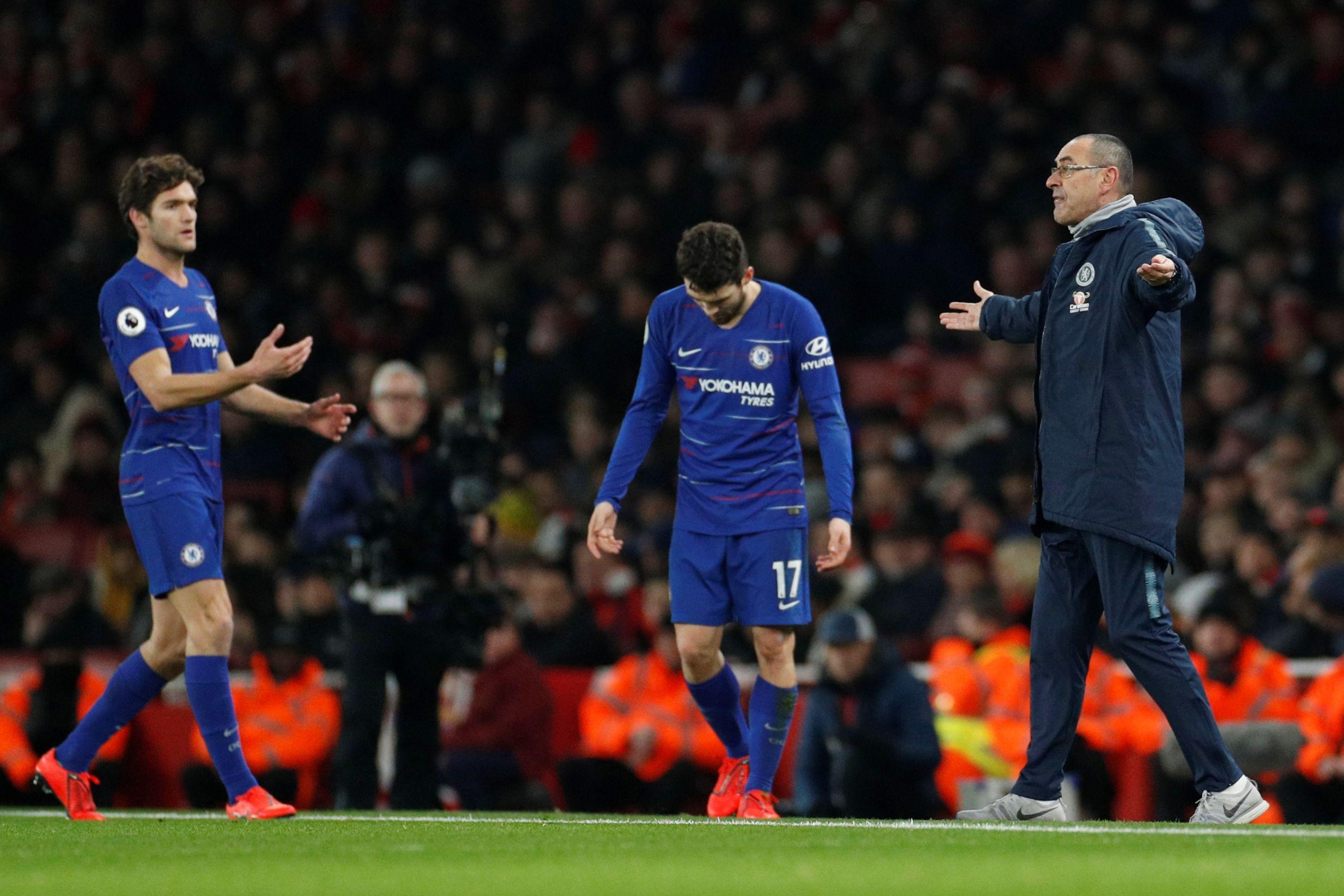 Chelsea proibido de contratar jogadores durante um ano