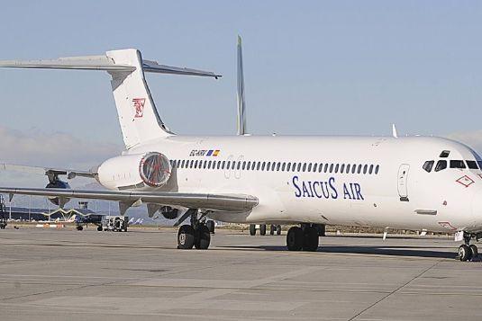 Autoridades procuram dono de avião 'fantasma' no aeroporto de Madrid