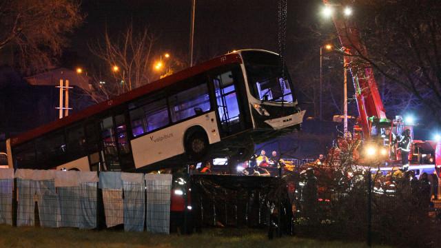 Em oito anos, local da colisão em Matosinhos registou 27 acidentes
