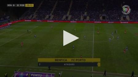 FC Porto dá a primeira 'explosão' em Braga. Svilar pecou e de que maneira