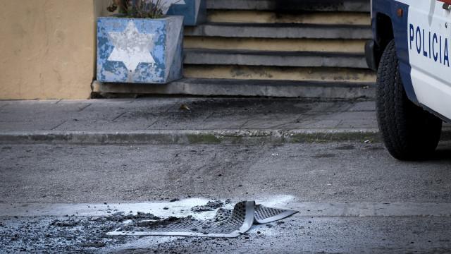 Reforço policial não trava vandalismo. Noite voltou a ser de violência