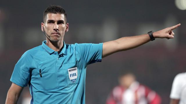 Fábio Veríssimo volta a apitar um 'grande' após polémica na Taça da Liga