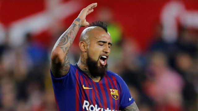 Barça em apuros! Catalães caem em Sevilla e a Taça pode mesmo fugir