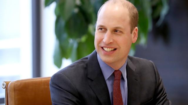 William andou 'desaparecido' nas últimas semanas por uma boa razão