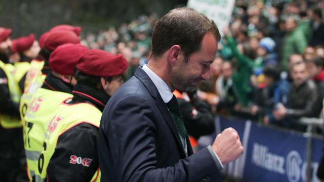 """""""Se não fosse o VAR este título não teria saído ao Sporting"""""""