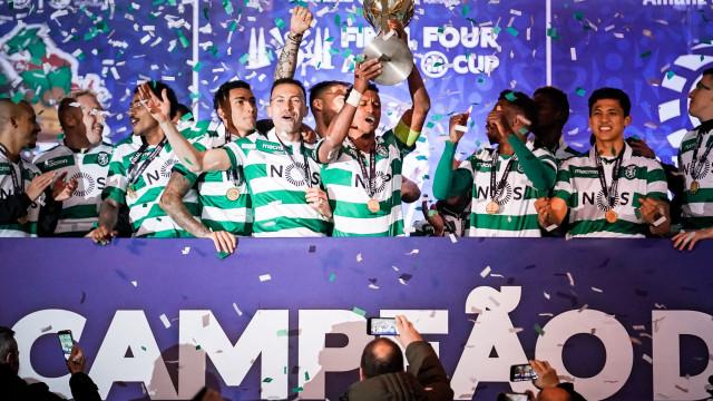 Vitória na Taça da Liga vai custar 37 mil euros em multas ao Sporting
