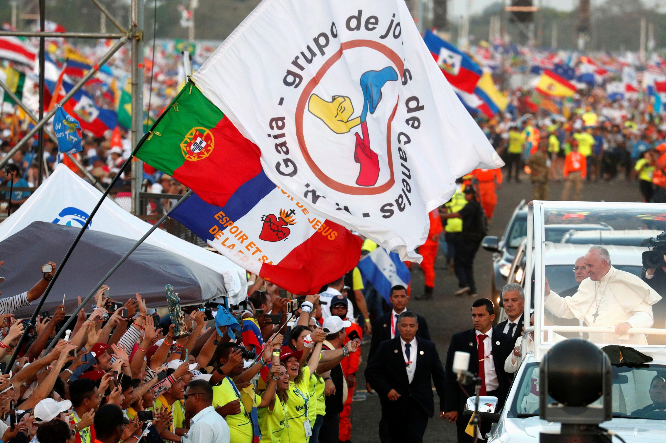 """""""Uma alegria incontida"""". Portugal recebe Jornadas Mundiais da Juventude"""