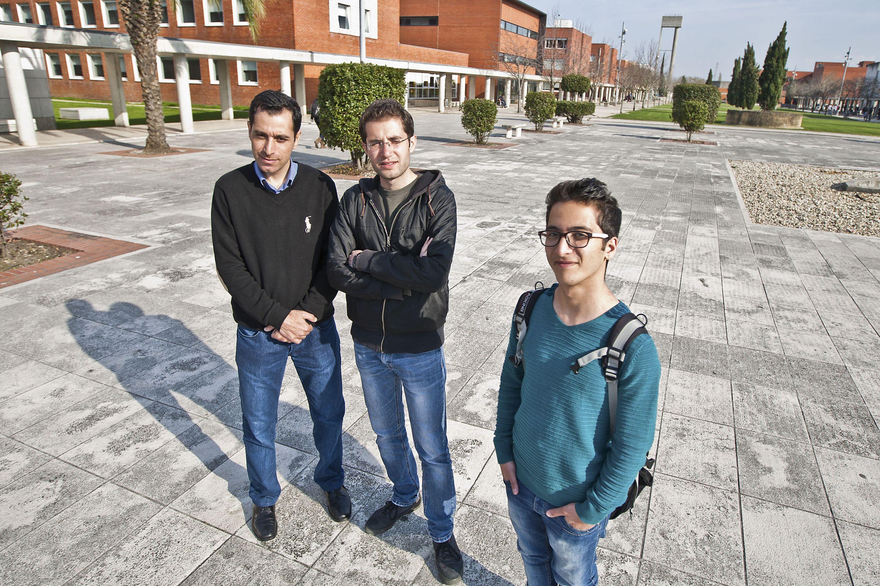 Hazem, o primeiro refugiado sírio apoiado por Sampaio a doutorar-se