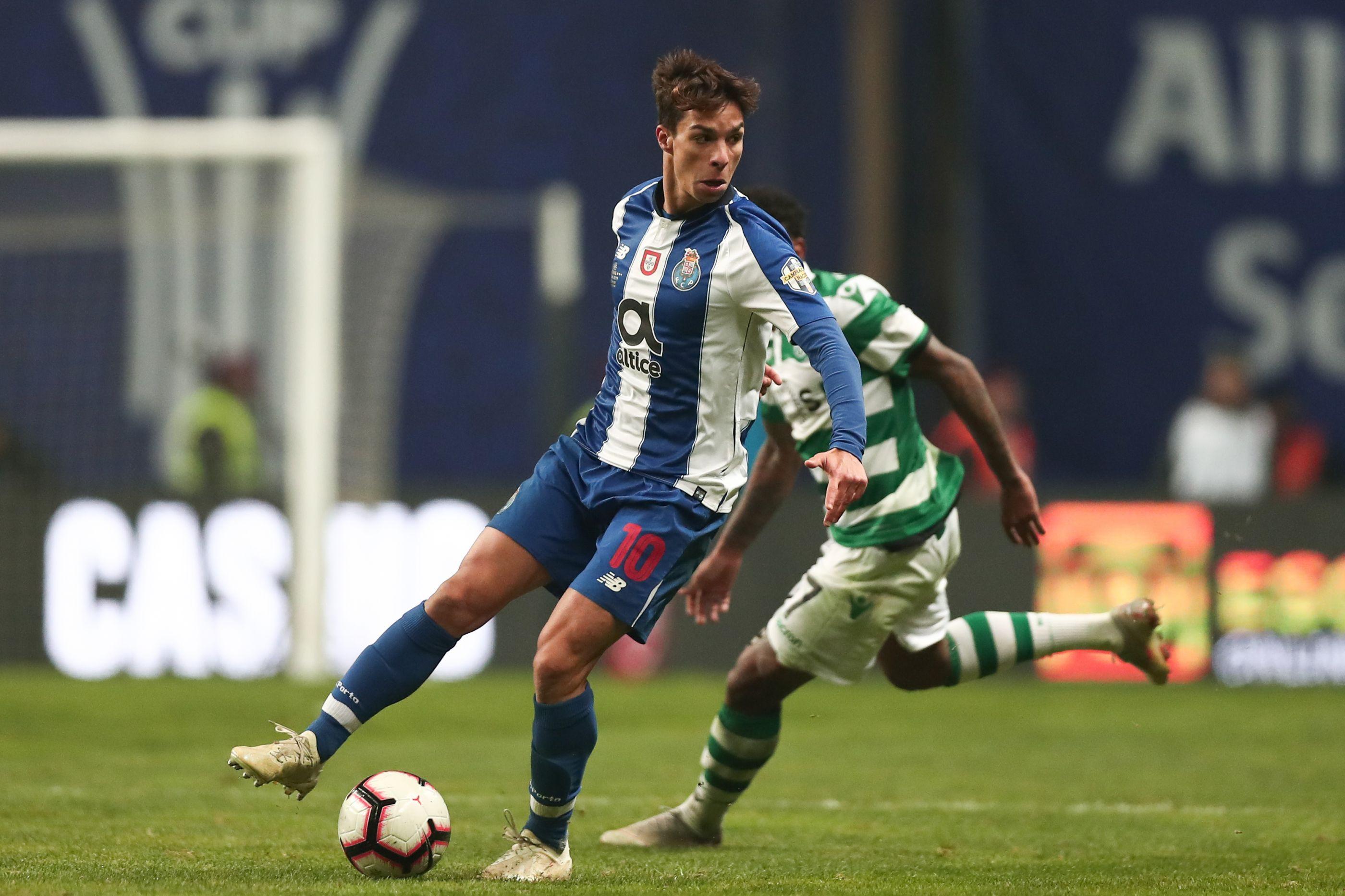 Óliver já reagiu à derrota na final com o Sporting