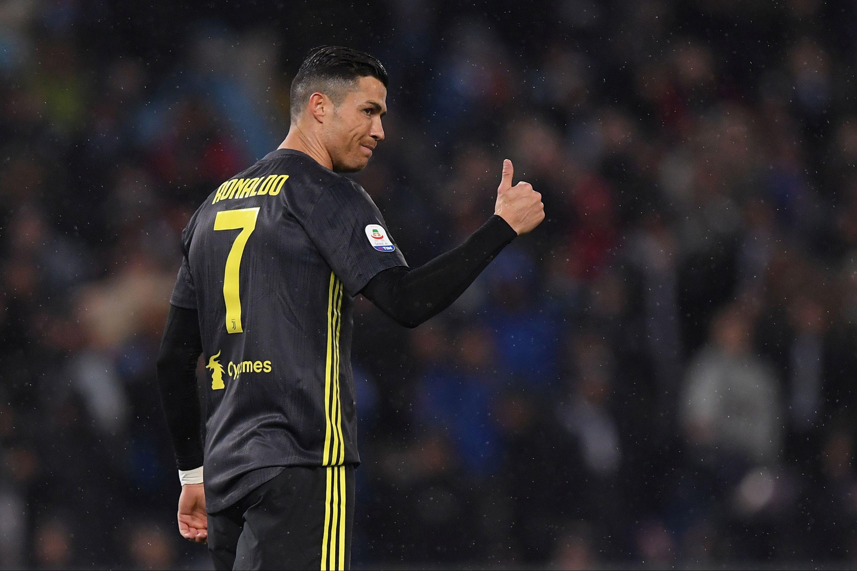 """""""Cristiano Ronaldo transforma-se no dia dos jogos..."""""""