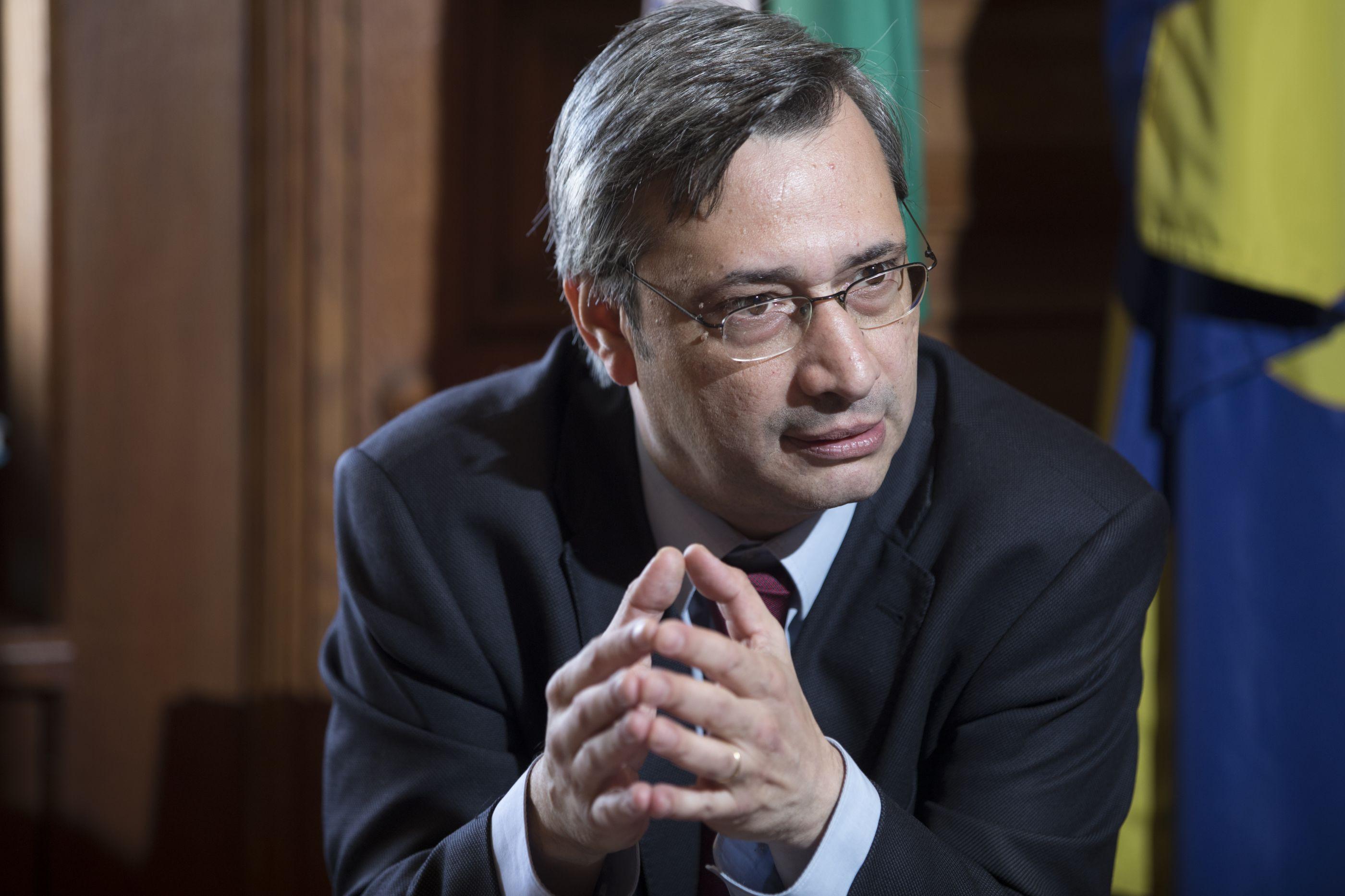 Nuno Magalhães quer deixar a liderança da bancada do CDS em outubro