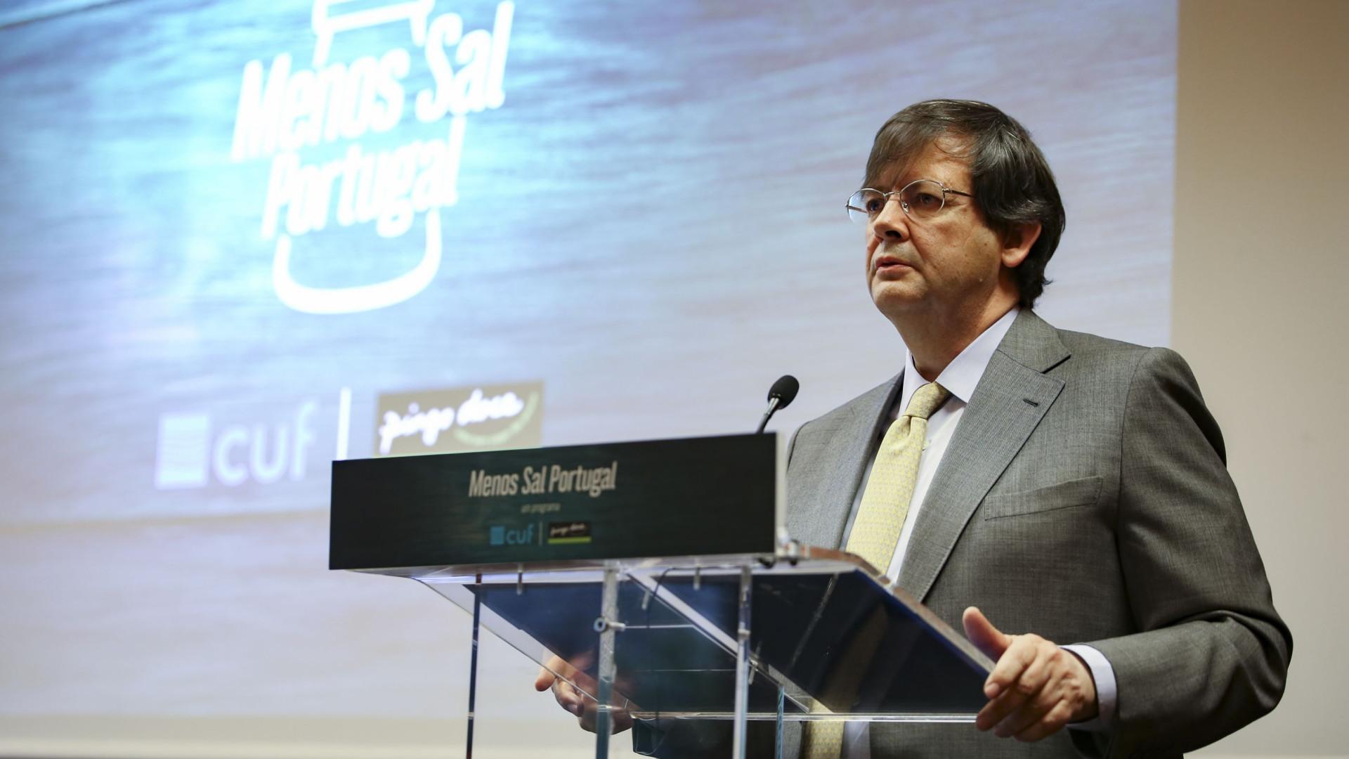 """""""Salmão cresce nas águas portuguesas"""", diz presidente da Jerónimo Martins"""