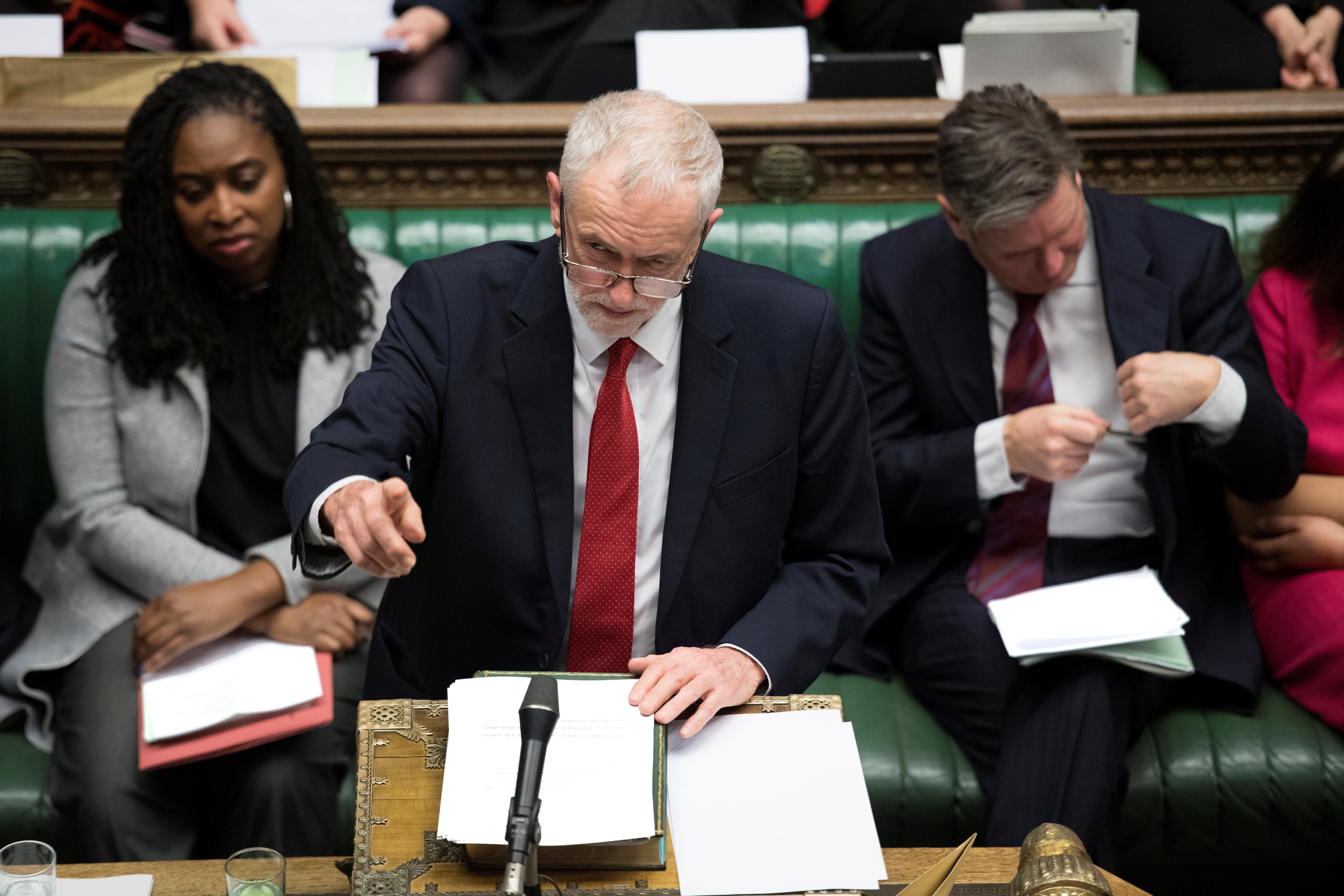 Partido Trabalhista preparado para apoiar novo referendo ao Brexit