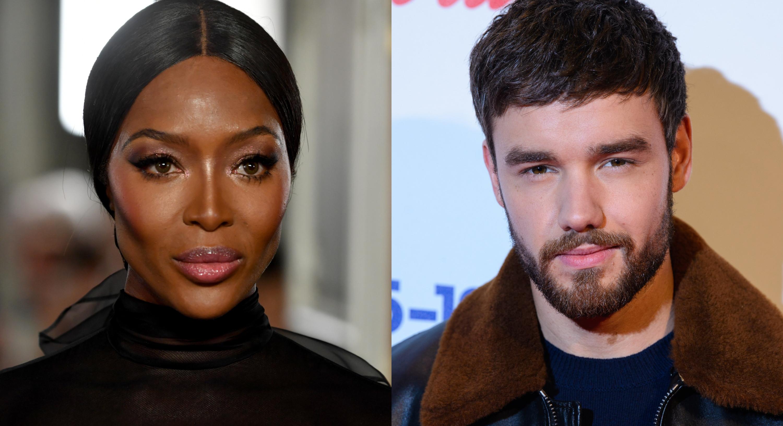 Liam Payne e Naomi Campbell: Casal já não consegue disfarçar romance
