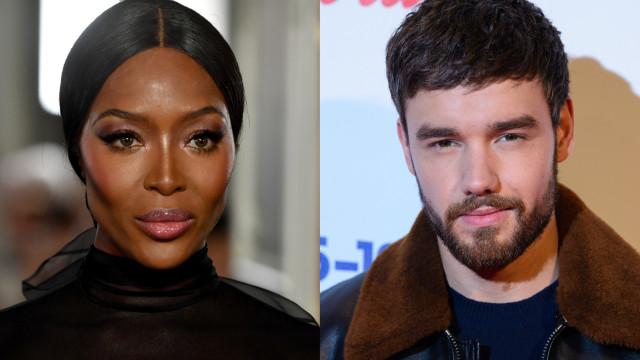 Romance de Naomi Campbell e Liam Payne chega ao fim