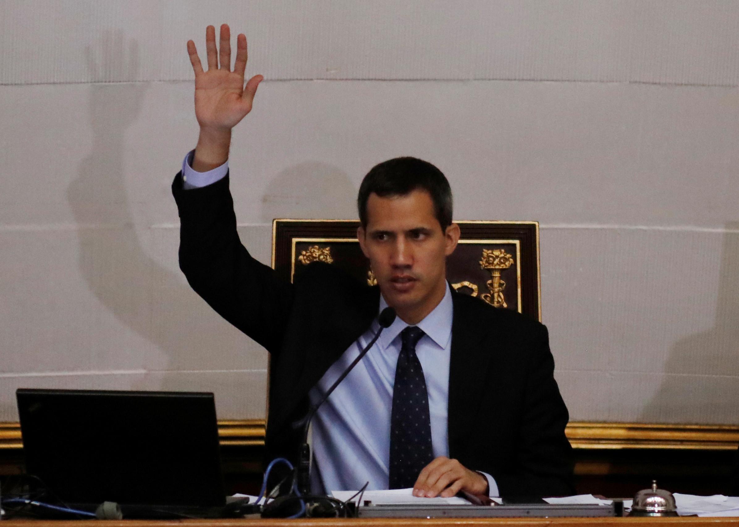 Venezuela: Parlamento aprova acordo para entrada de ajuda humanitária