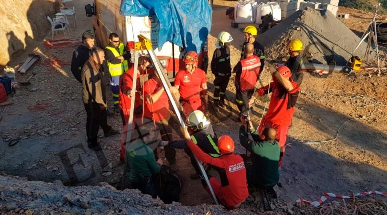 Advogado diz que morte de Julen pode ser culpa da equipa de resgate
