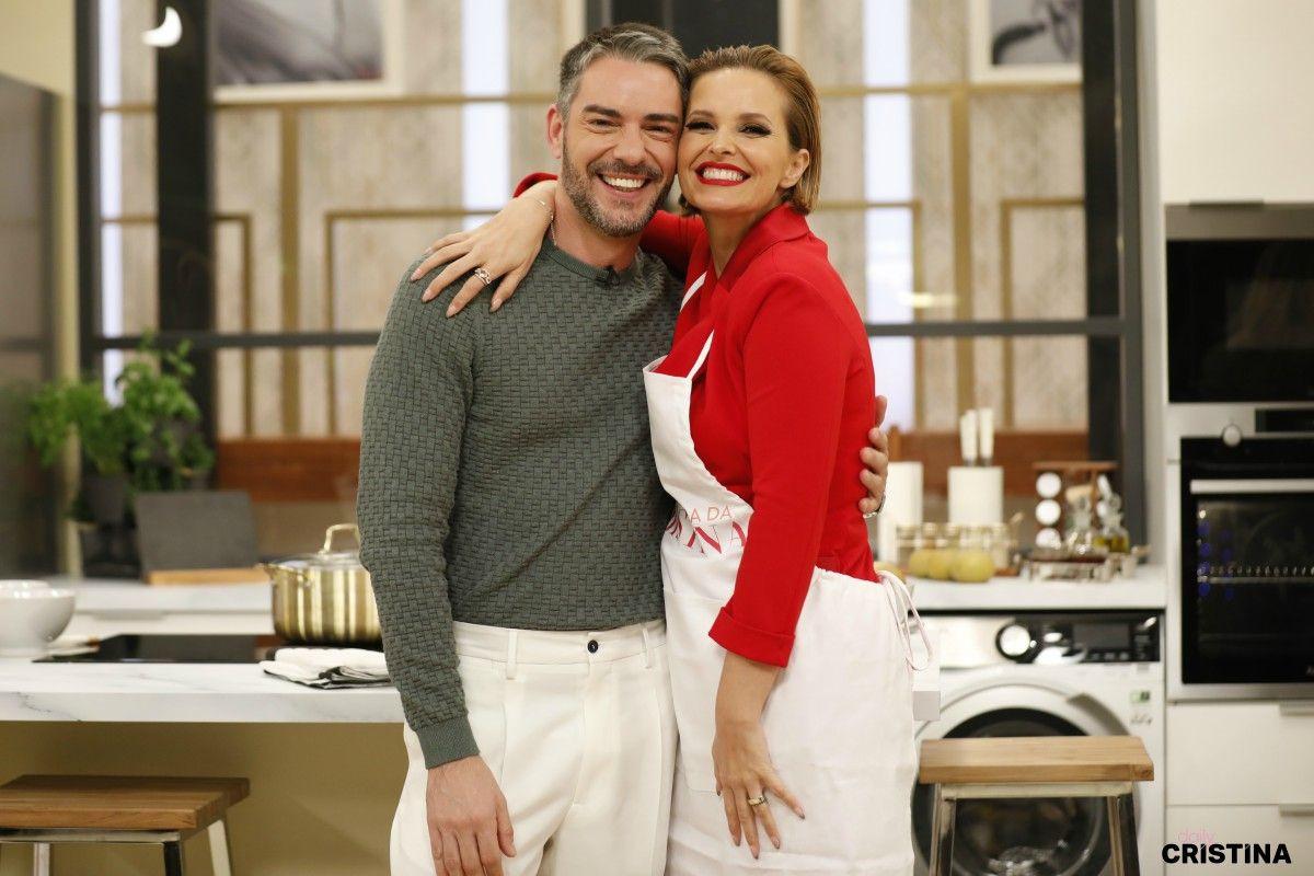 """Cristina Ferreira e Cláudio Ramos estavam """"destinados"""" um ao outro?"""