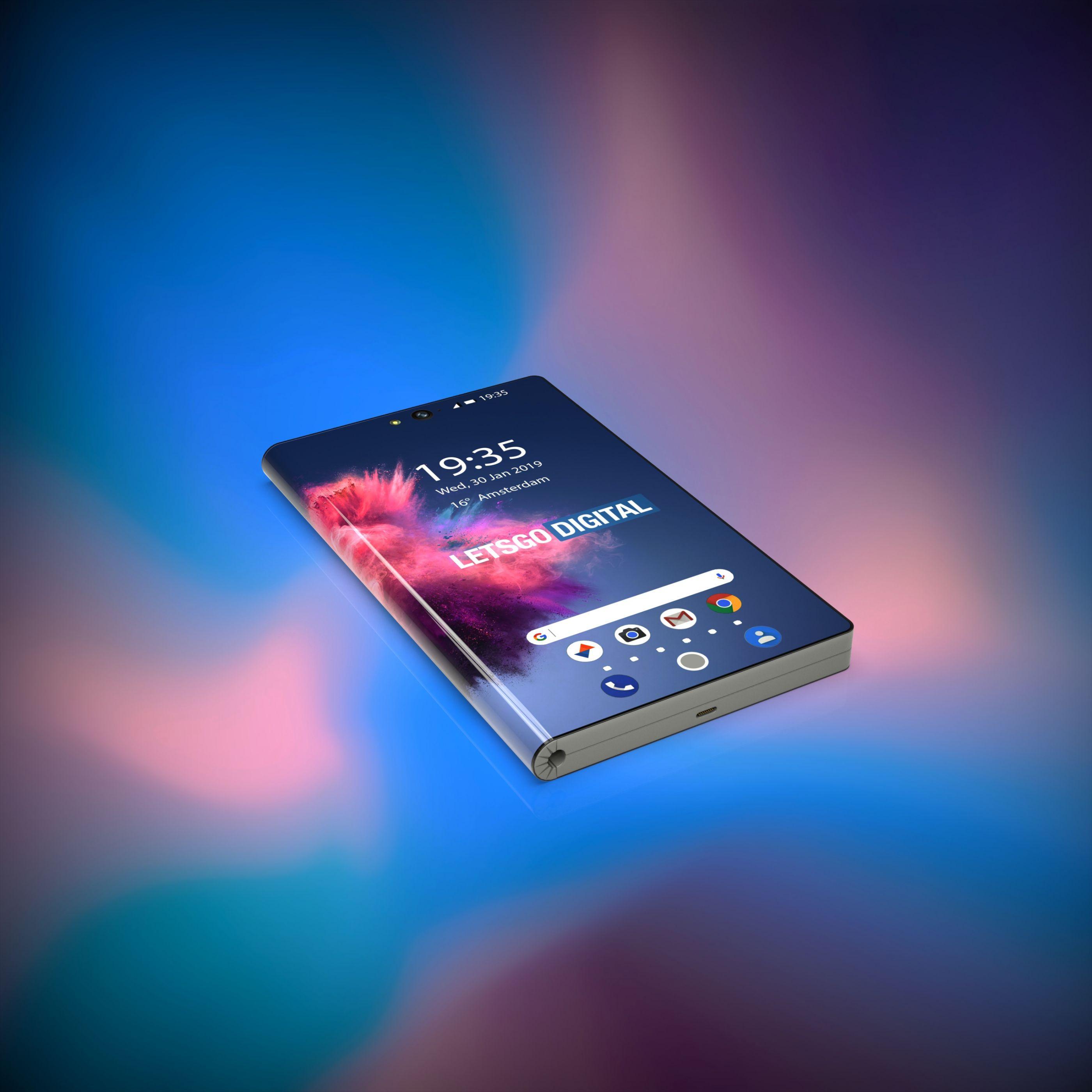 Como será o smartphone dobrável da Huawei? 'Concept' pode dar uma ideia