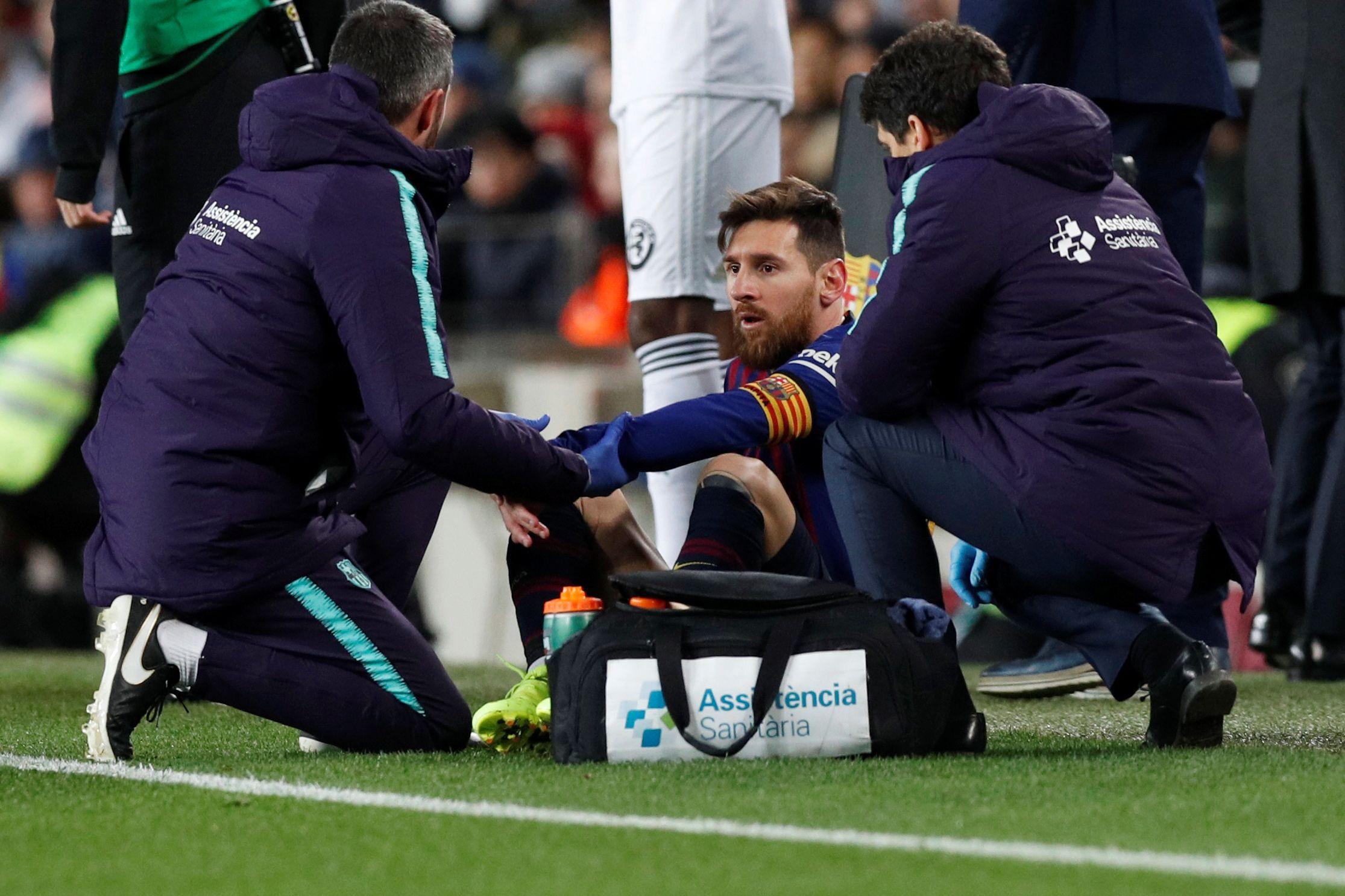 Tropeção do Barça: Os 'santos' valencianos derrubaram 'Deus' Messi