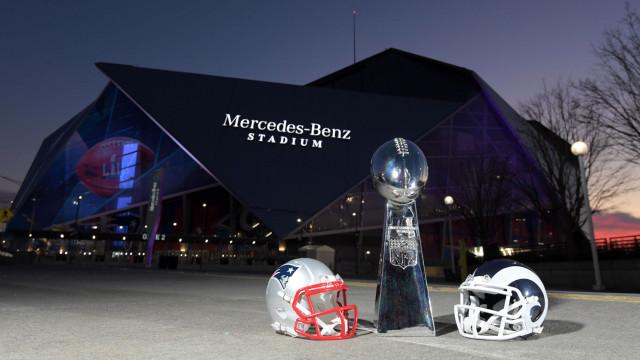 Super Bowl: Onde ver em Lisboa e Porto, e os milhões… ao intervalo