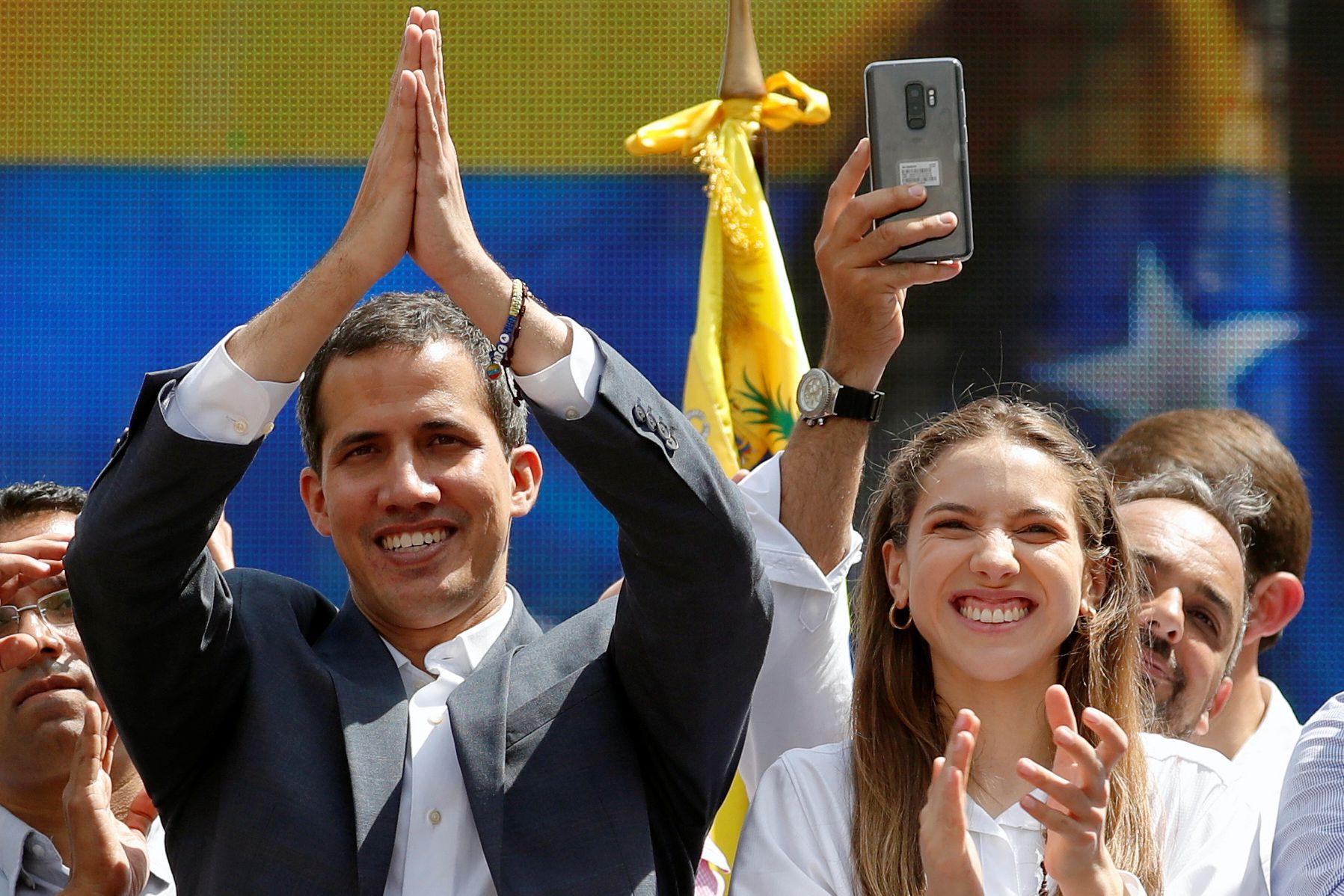 Juan Guaidó anuncia volta pela Venezuela e manifestação nacional