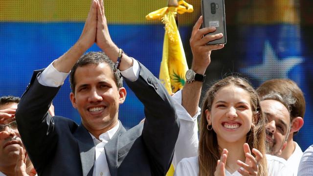 """Assembleia Legislativa da Madeira louva """"coragem"""" de Juan Guaidó"""