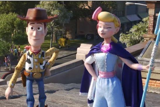Trailer do 'Toy Story 4' foi divulgado este domingo no Super Bowl