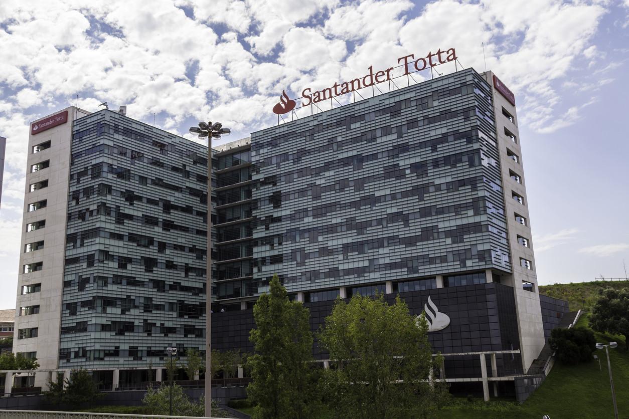 Santander Totta vende 1.000 milhões em crédito malparado em 2018