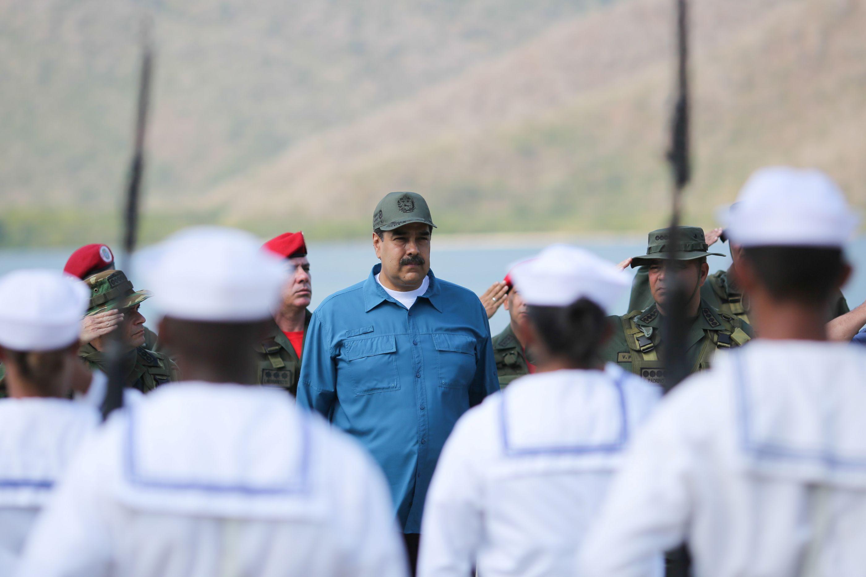 """Maduro pede ajuda ao Papa. """"Espero receber uma resposta positiva"""""""