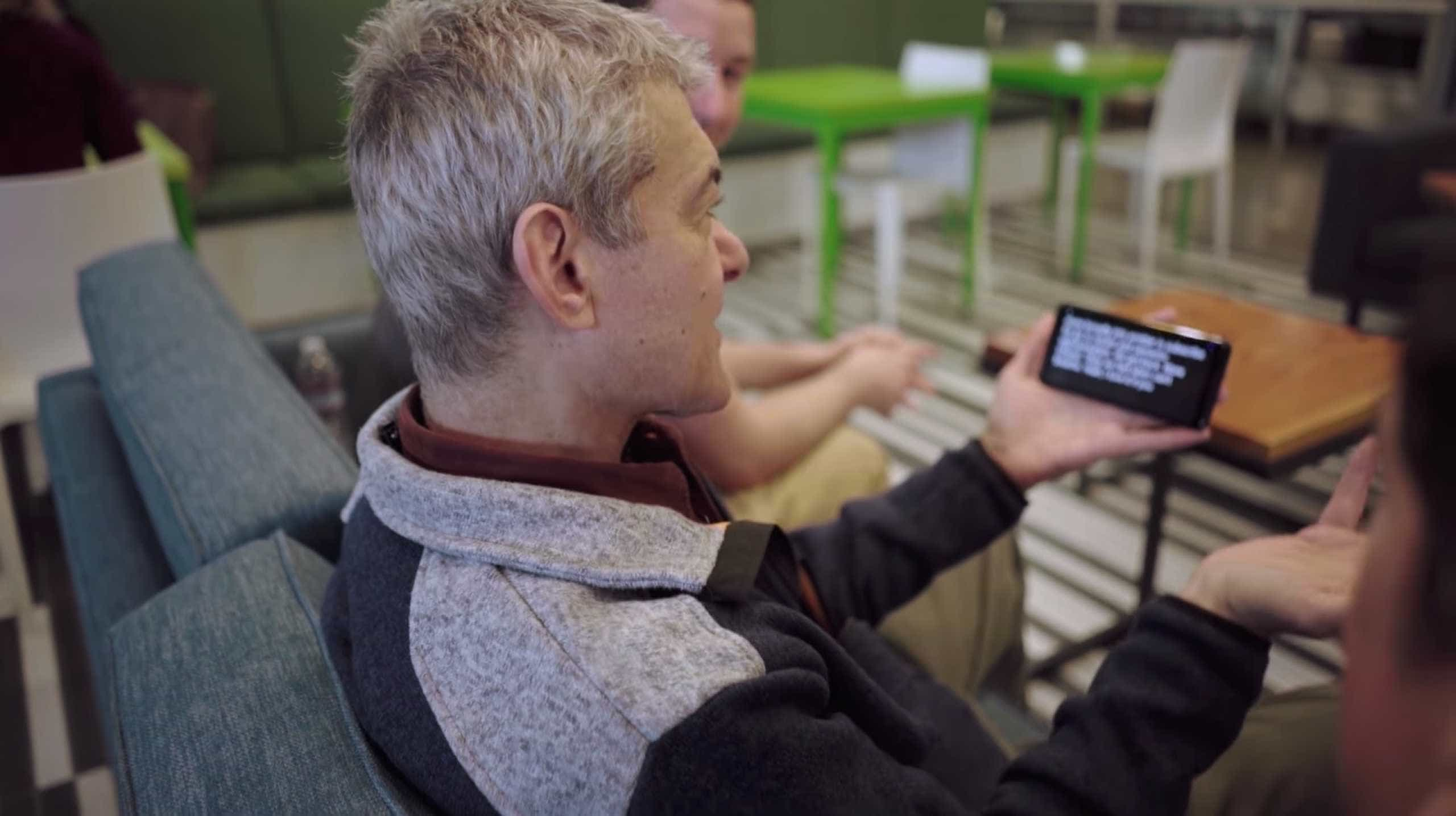 Google lançou duas novas apps para ajudar utilizadores surdos