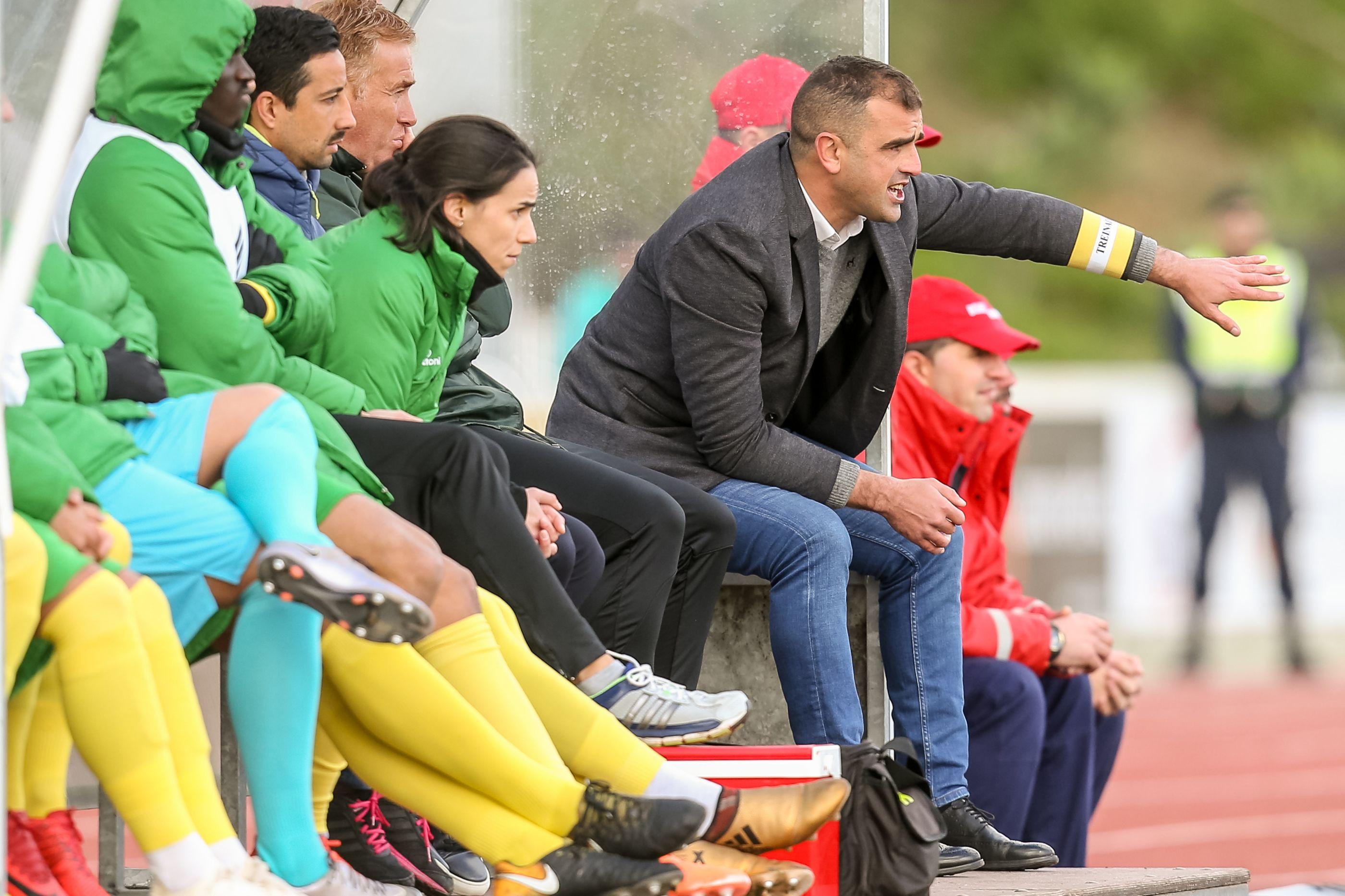 Oficial: Filipe Martins é novo treinador do Feirense