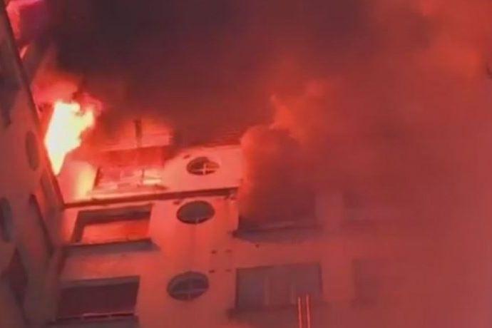 Mulher acusada de incêndio que matou 10 pessoas em Paris