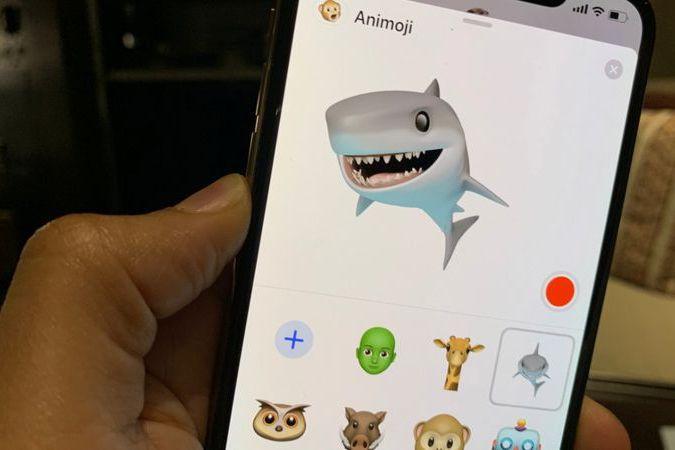 A Apple adicionou mais animoji para experimentar