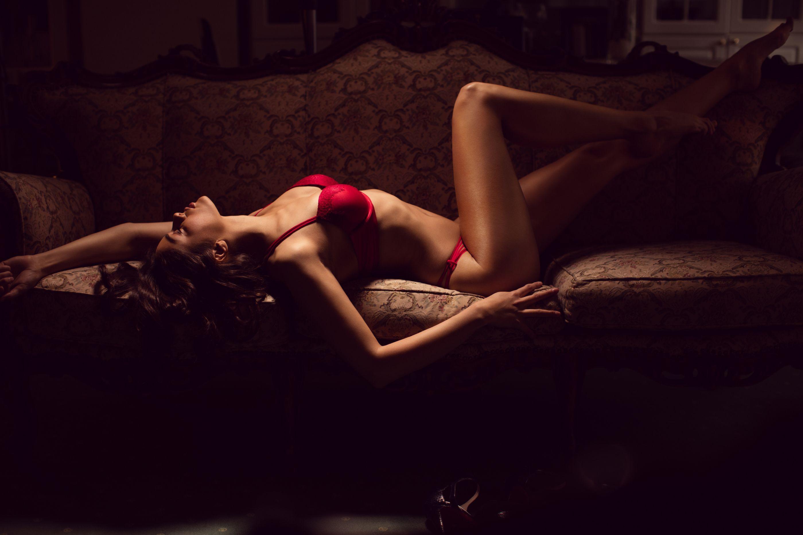 O vermelho é rei! Inspire-se com lingerie para o Dia dos Namorados