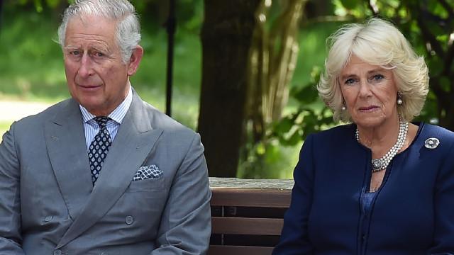 Revista revela que Carlos e Camilla tiveram um filho em segredo