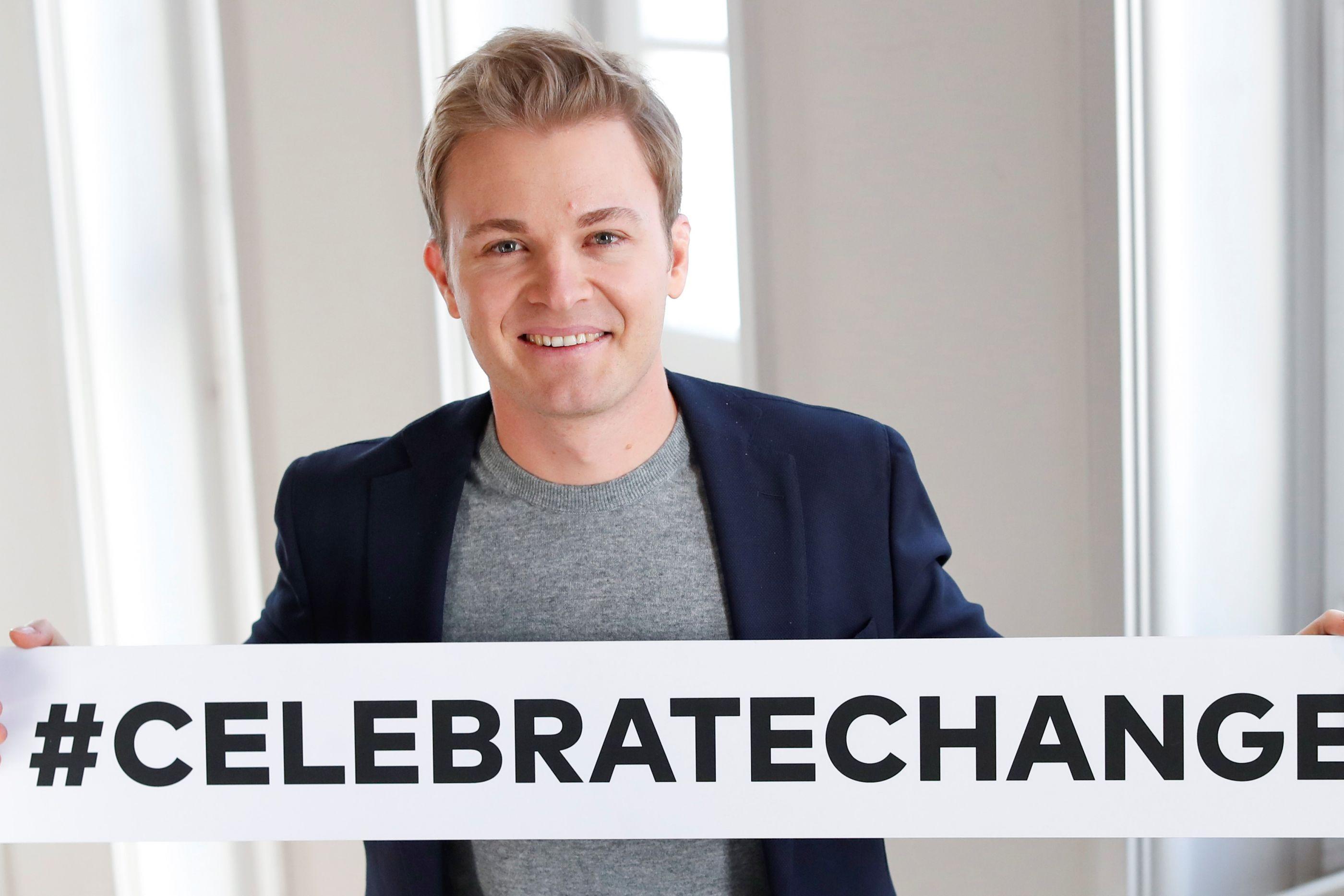 Festival de tecnologia sustentável apoiado pelo piloto Nico Rosberg