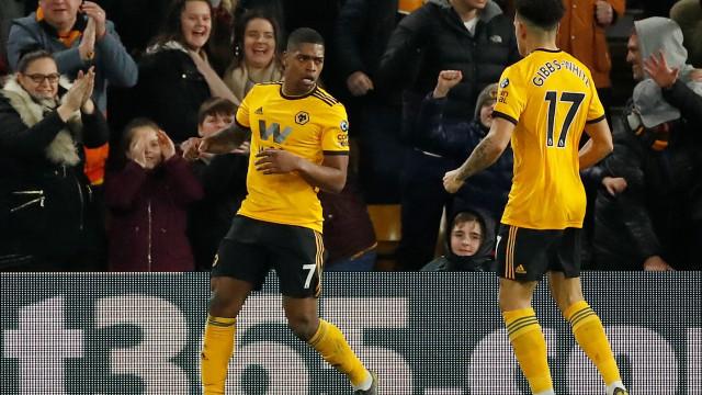 Ivan Cavaleiro salva o Wolves de 'hecatombe' na Taça de Inglaterra