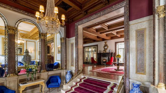 Hotel Infante Sagres: Luxo, ostentação e um clássico de amor