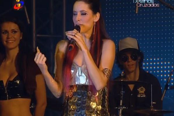Look de Rita Pereira tinha sido usado por Maria João Bastos há seis anos