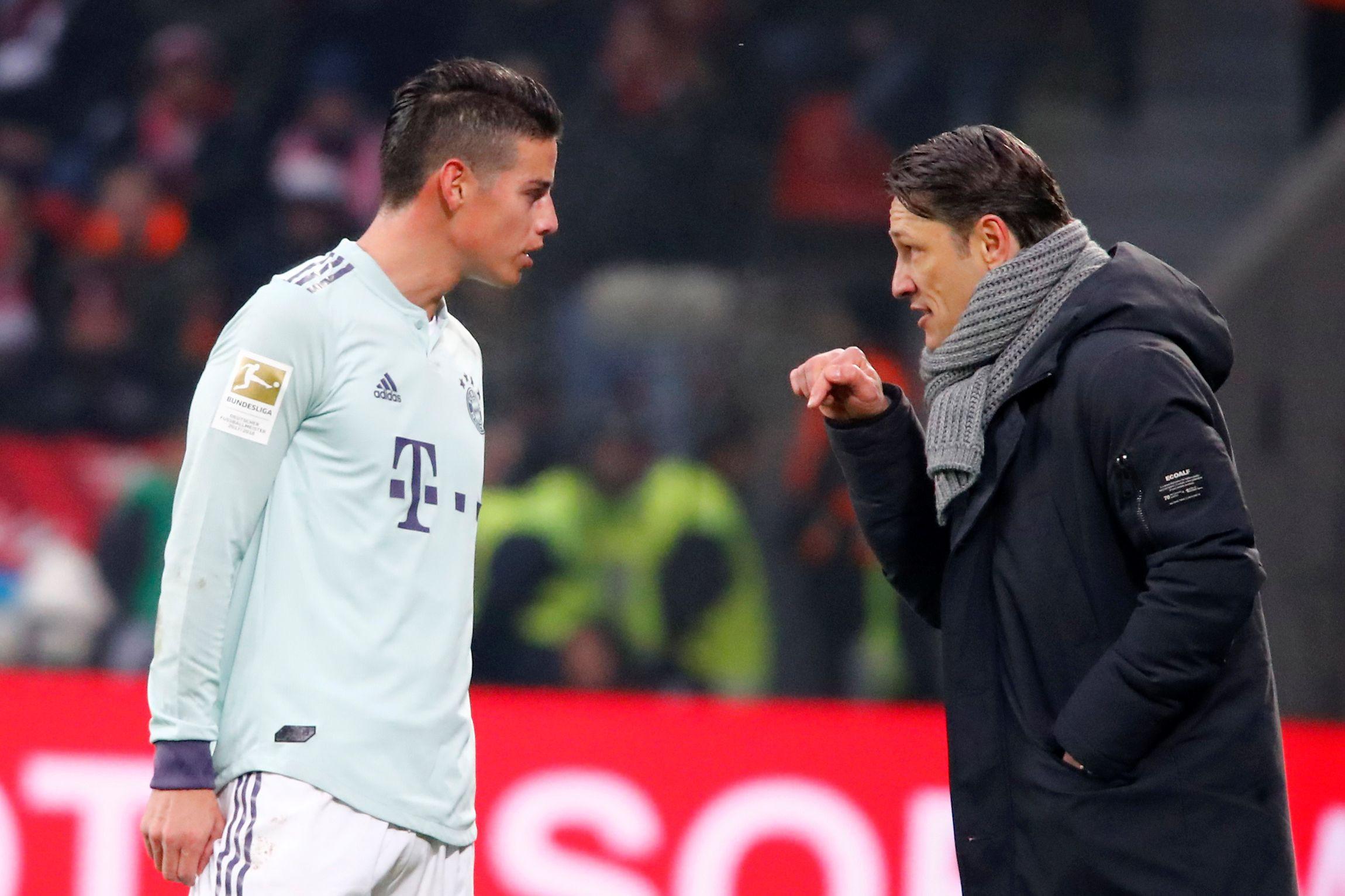 Se Bayern não o comprar, James já tem pretendente de peso em Inglaterra