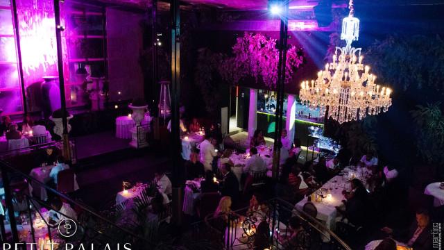 O Dia dos Namorados celebra-se no ambiente sofisticado do Petit Palais