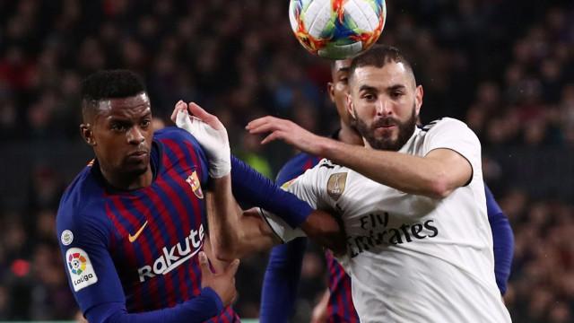 Barcelona e Real anulam-se em Camp Nou e adiam decisão para o... Bernabéu