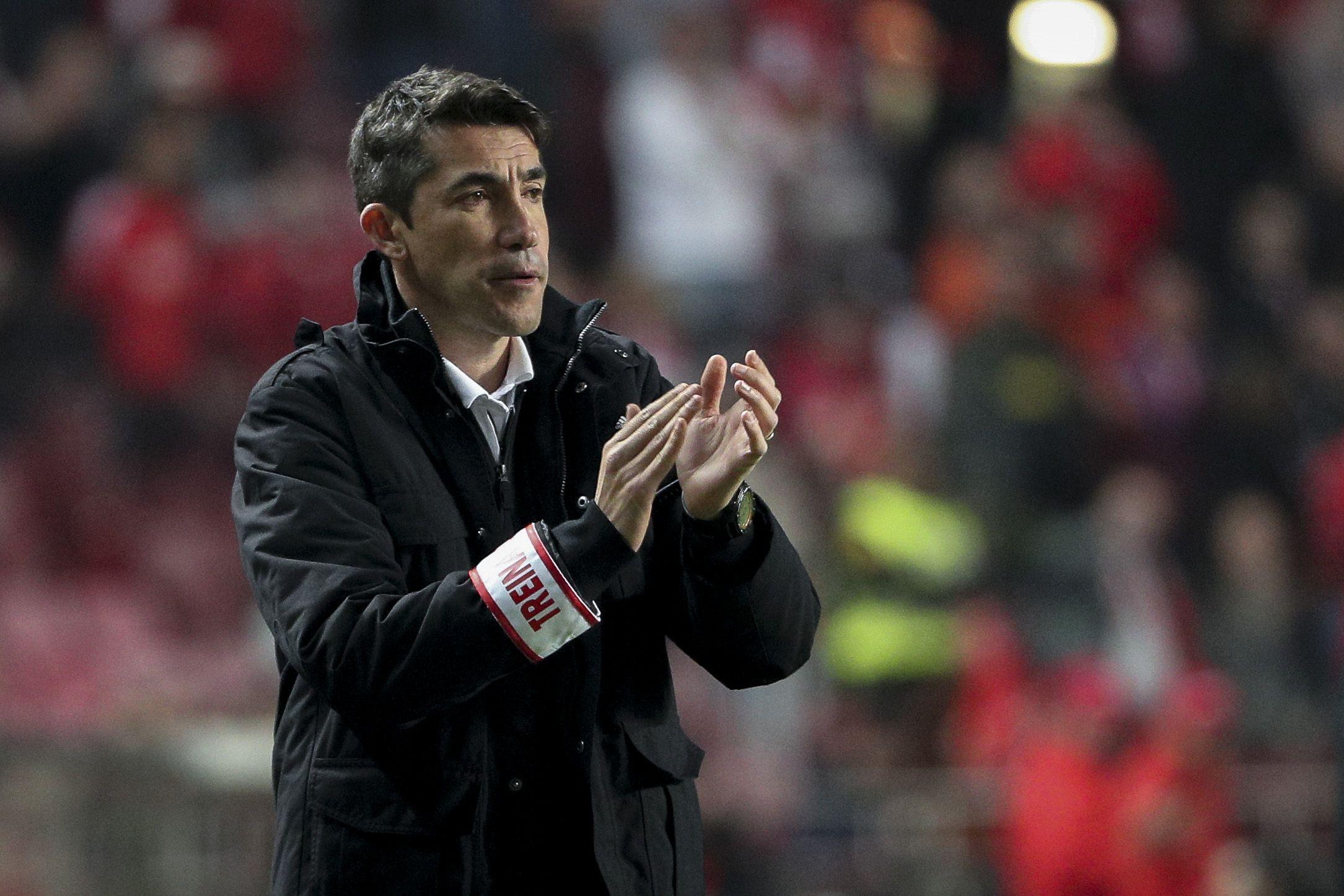 Luís Filipe Vieira já tem o novo contrato de Bruno Lage alinhavado