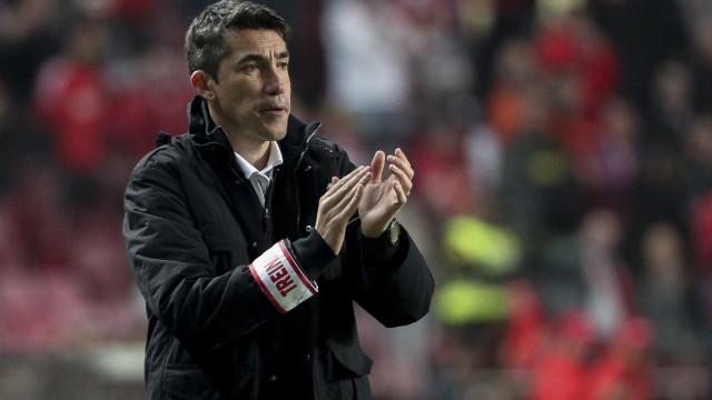 Benfica tem um presente para Bruno Lage