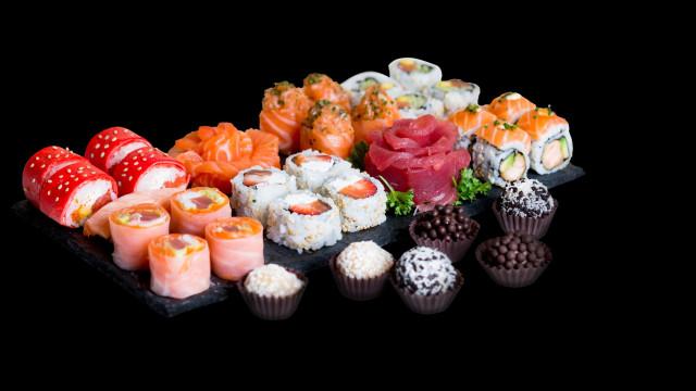 Sushi e brigadeiros: Aruki surpreende com menu para o Dia dos Namorados