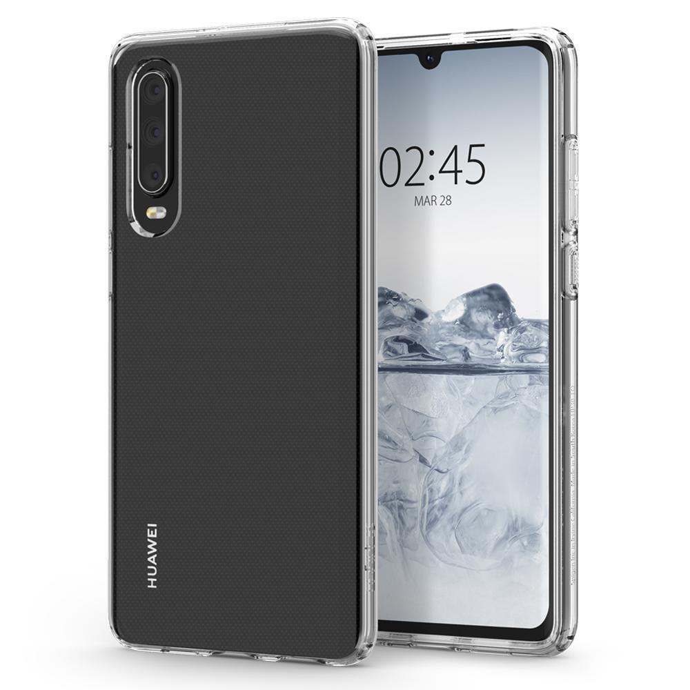 Topos de gama da Huawei revelados por capas protetoras