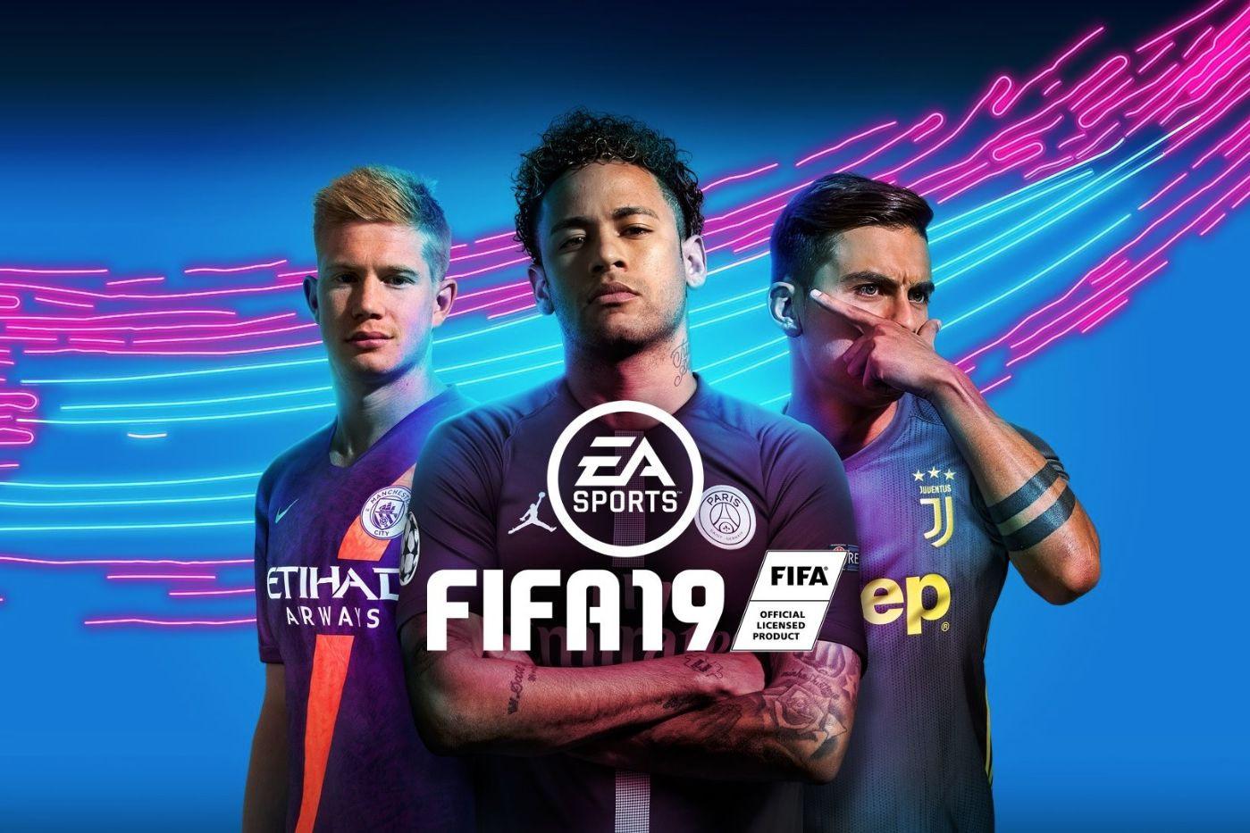 Ronaldo de fora da nova capa do 'FIFA 19'