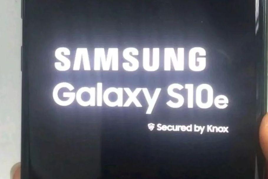 Fotografia confirma versão 'light' do Galaxy S10